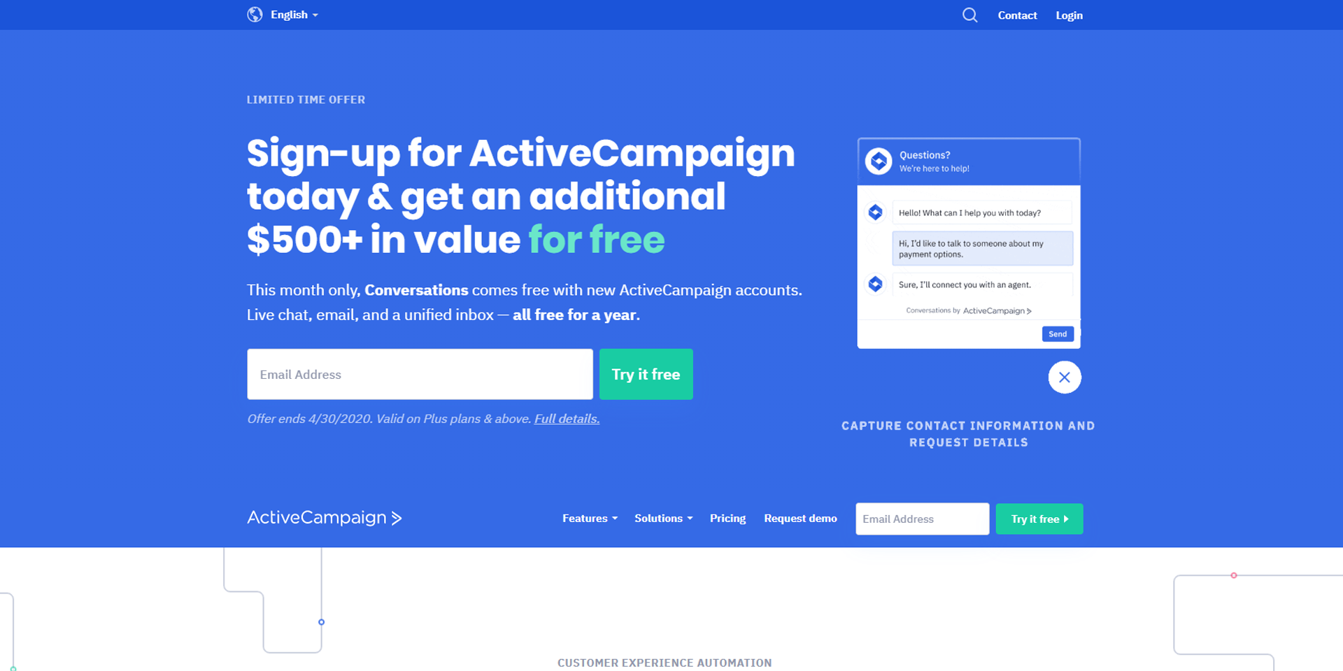 email marketing tools - active campaign